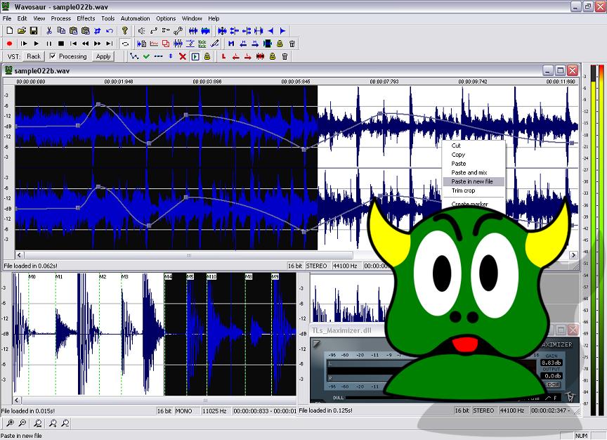 лучшие аудио редакторы - фото 2