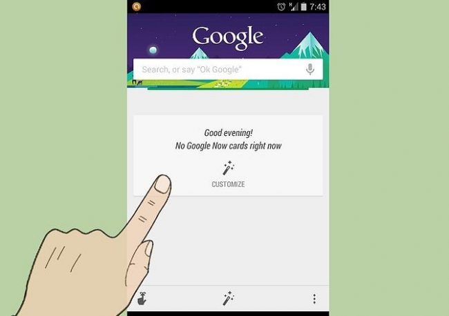голосовые команды google