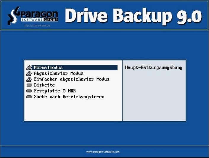 программа для копирования жесткого диска - фото 5