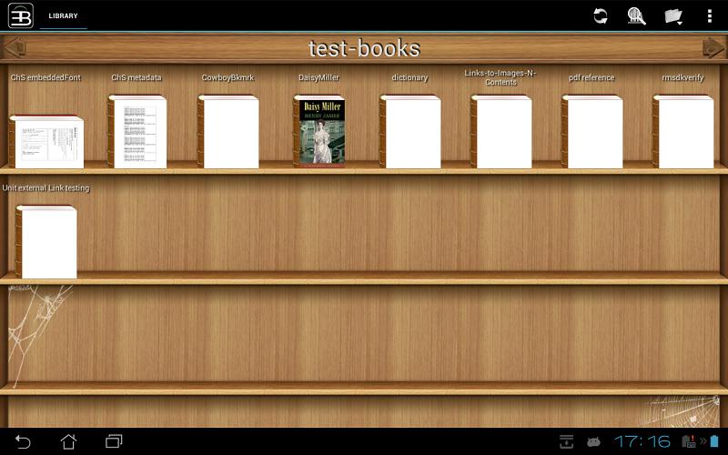 приложение для андроид книги - фото 3