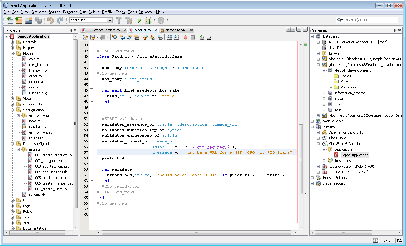 NetBeans Android