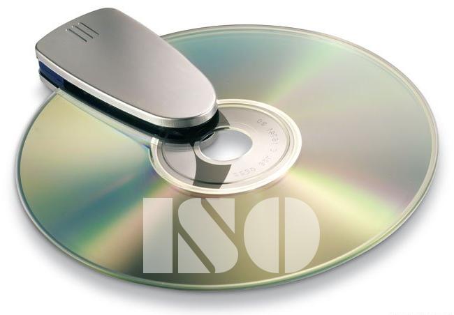 программа для создания образа диска