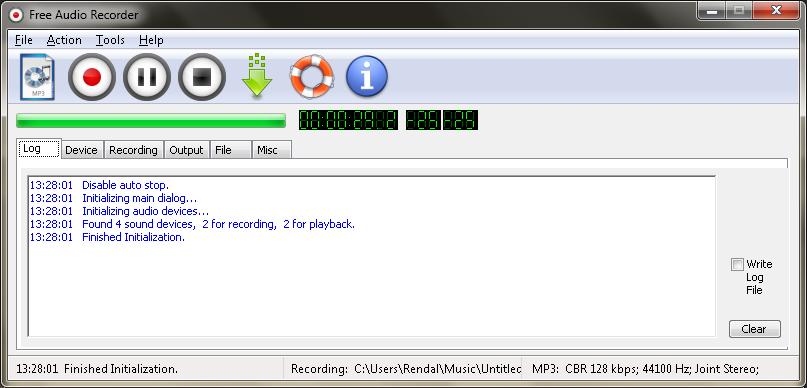 программа записи голоса на компьютер скачать
