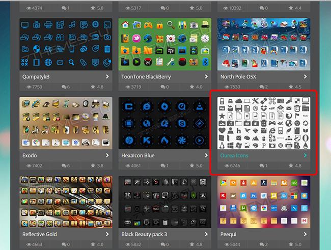 как установить иконки на Windows 7 - фото 2