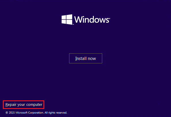 критическая ошибка windows 10