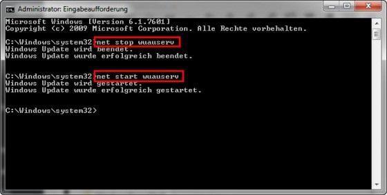 Команды которые нужно прописать вручную через консоль восстановления Windows