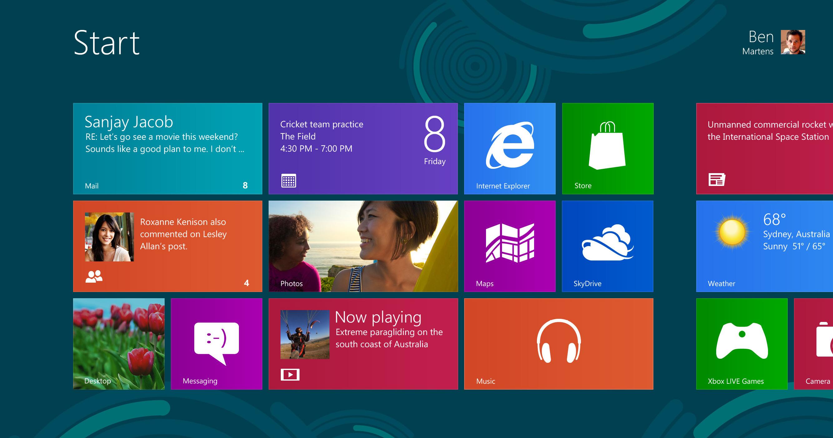 Как обновить драйвера на Windows 8
