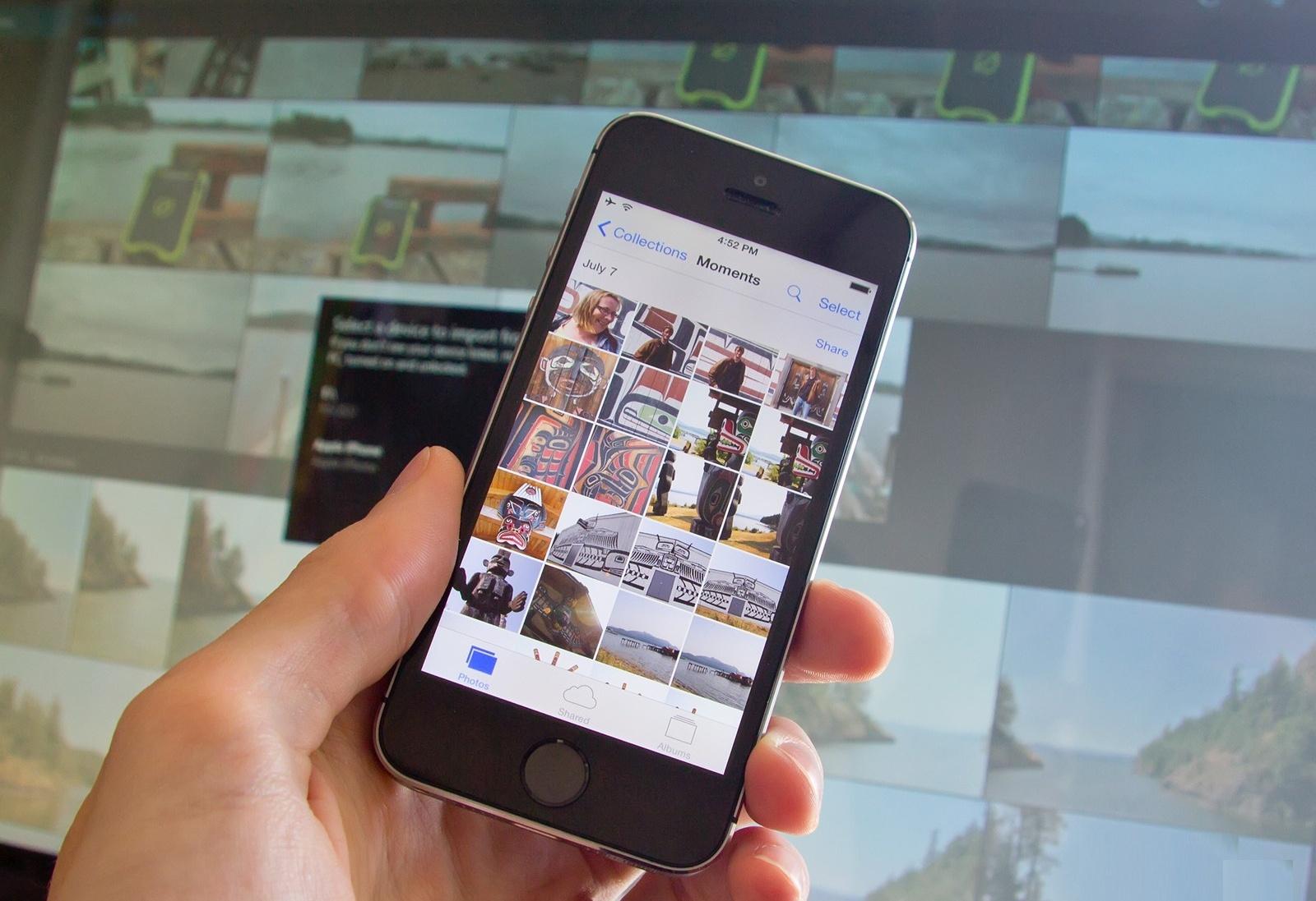 Как перенести фото с iPhone на iPhone