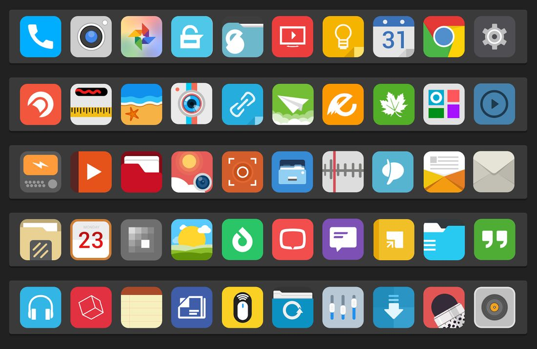 Скачать лучшие приложения для андроида
