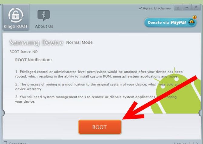 Программа установки root на андроид