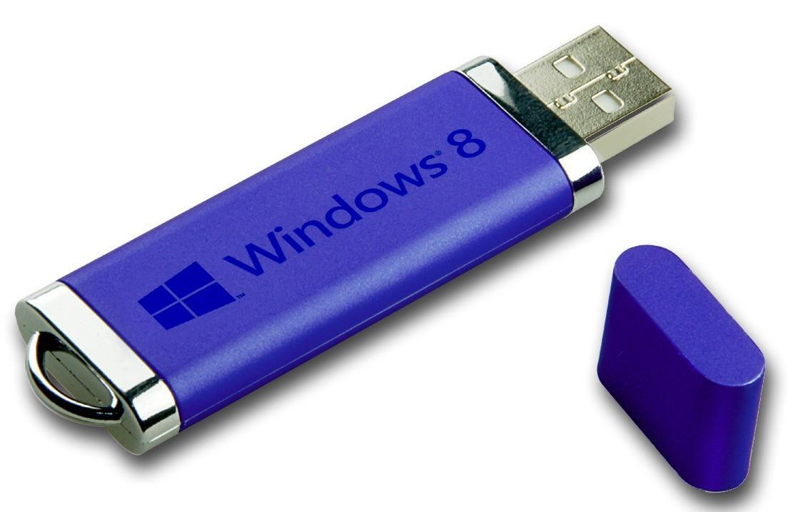 Подробно, как установить Windows 8 с флешки