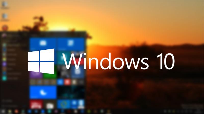 Оригинальный образ системы Windows 10