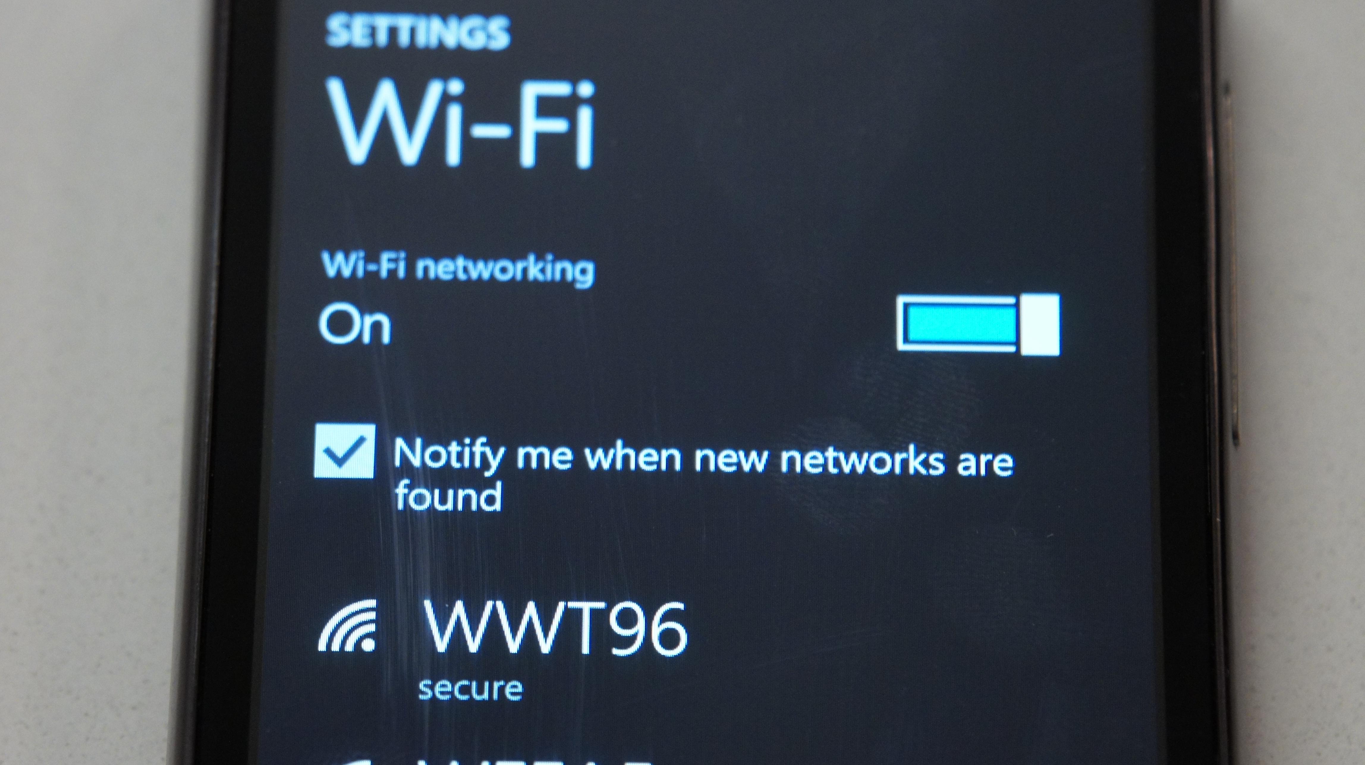 Почему телефон не подключается к WiFi