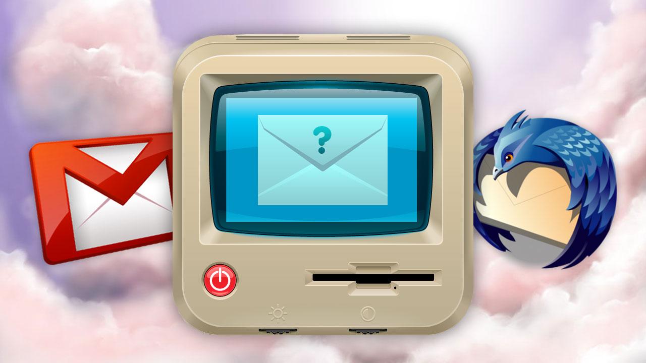 Функциональность почтовых клиентов
