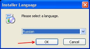 Языкый пакет CCleaner