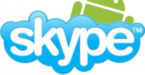 Скачать Skype на Android