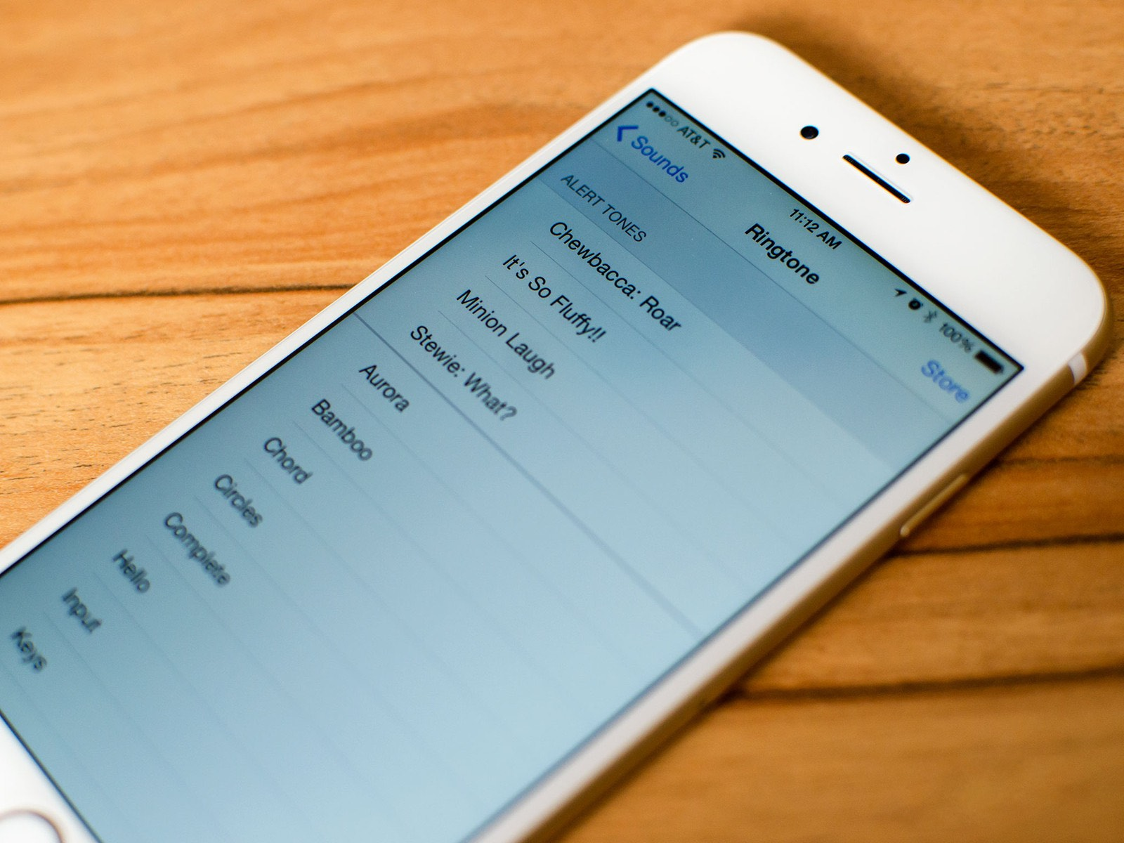 Создать рингтон для iPhone онлайн