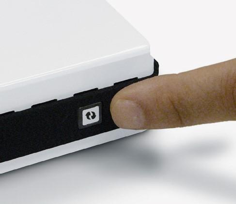 Расположение кнопки на роутере