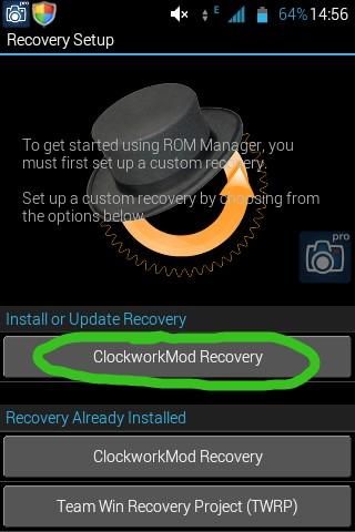 CloclworkMod