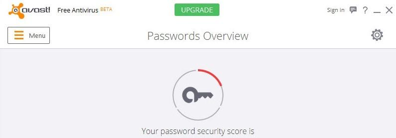 Демонстрация менеджера паролей в новой версии