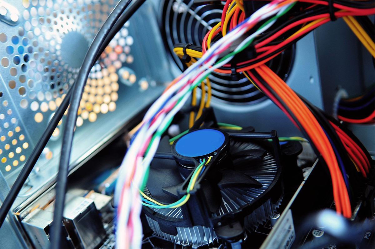 Температуры критические для работы компьютера