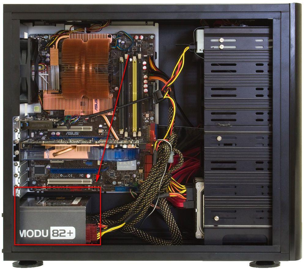 Блок питания компютера