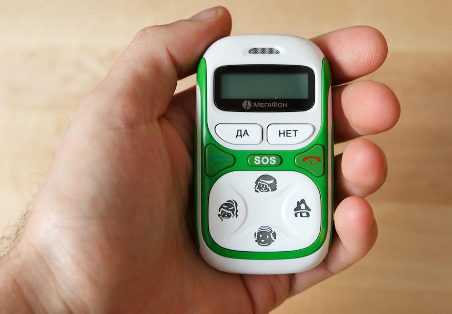 Телефон С1 от Мегафон