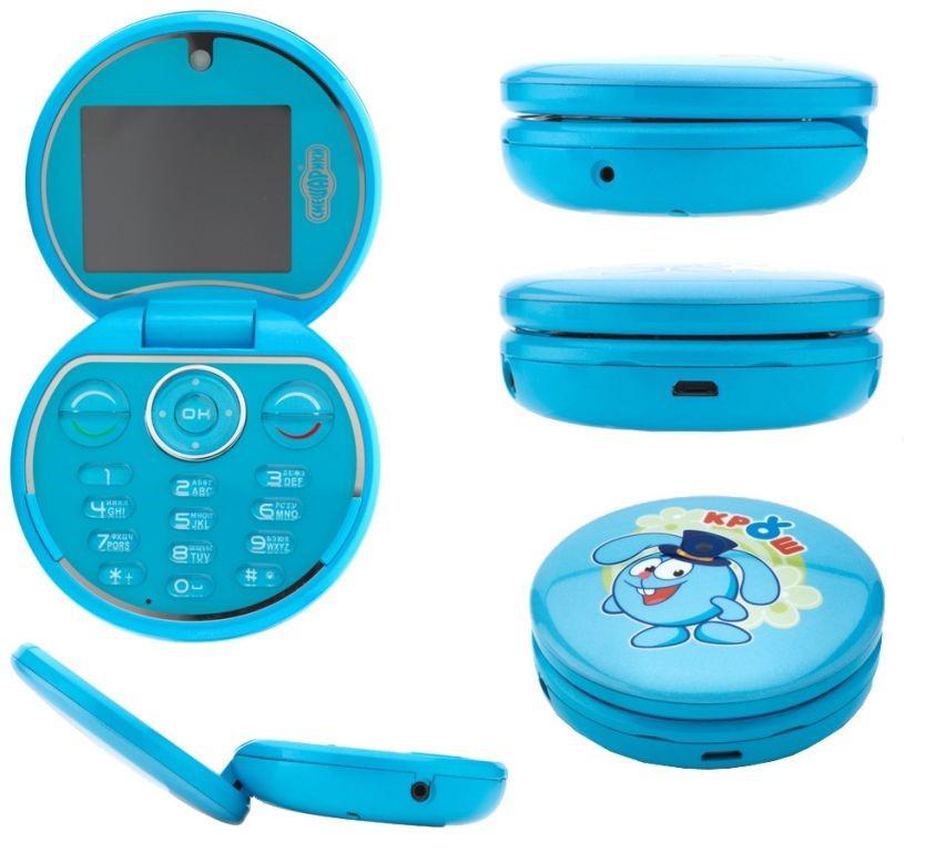 Телефон для мальчиков «Крош»