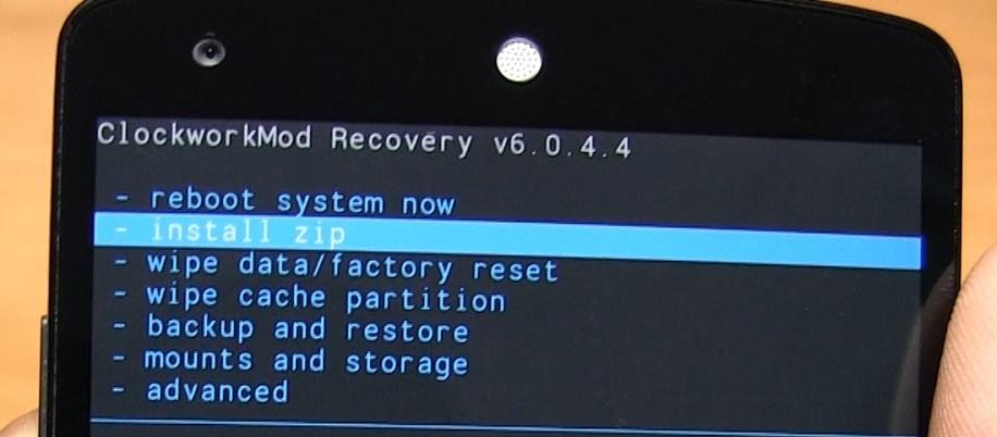Процес установки ClockModRecovery
