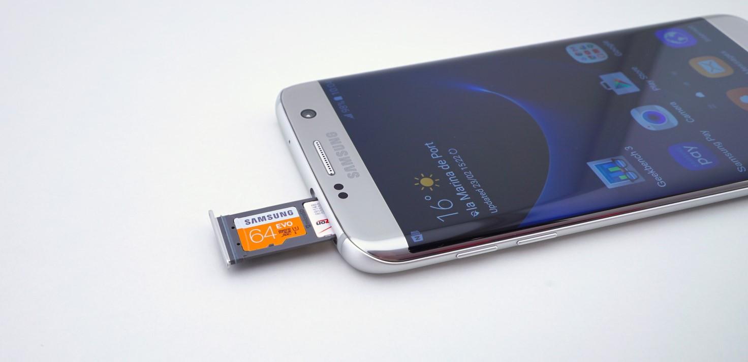 Мобильный телефон Samsung S7
