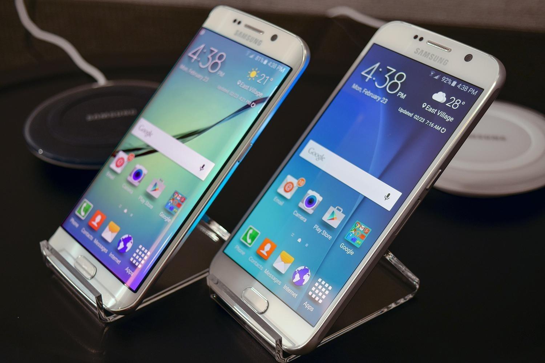 Мобильные телефоны Samsung на Android