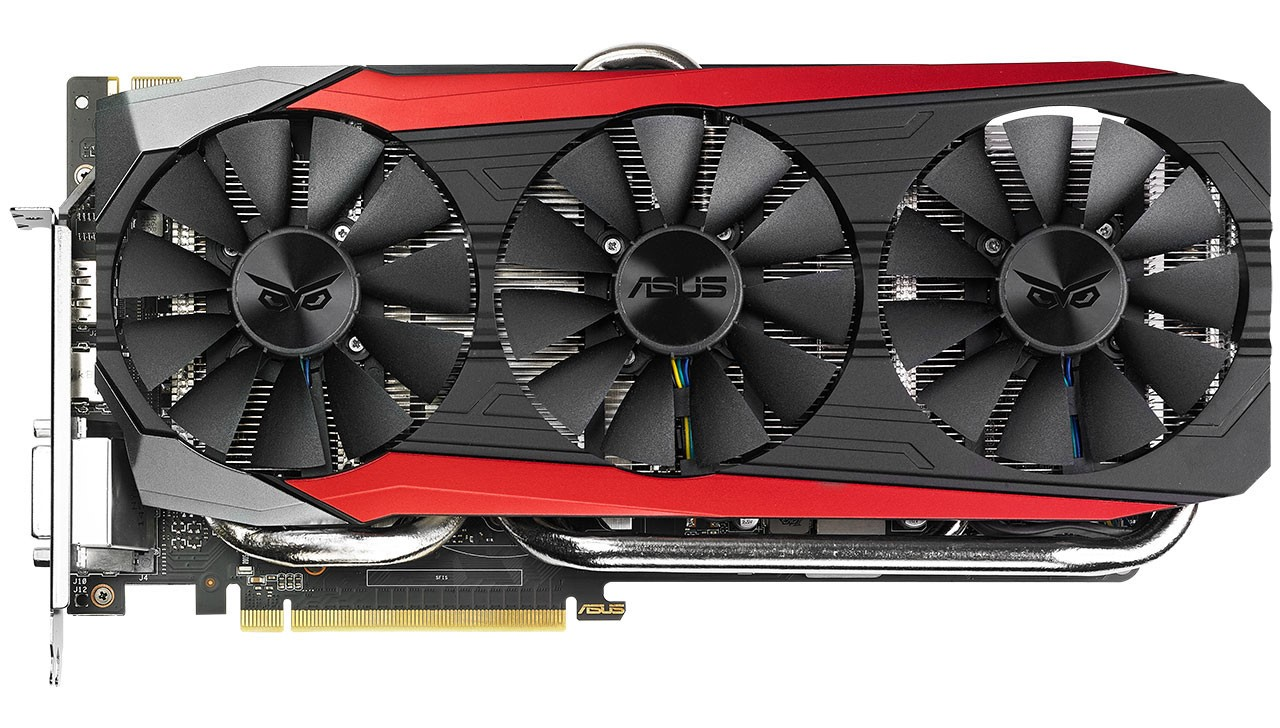 Видеокарта ASUS GeForce GTX 980 Ti