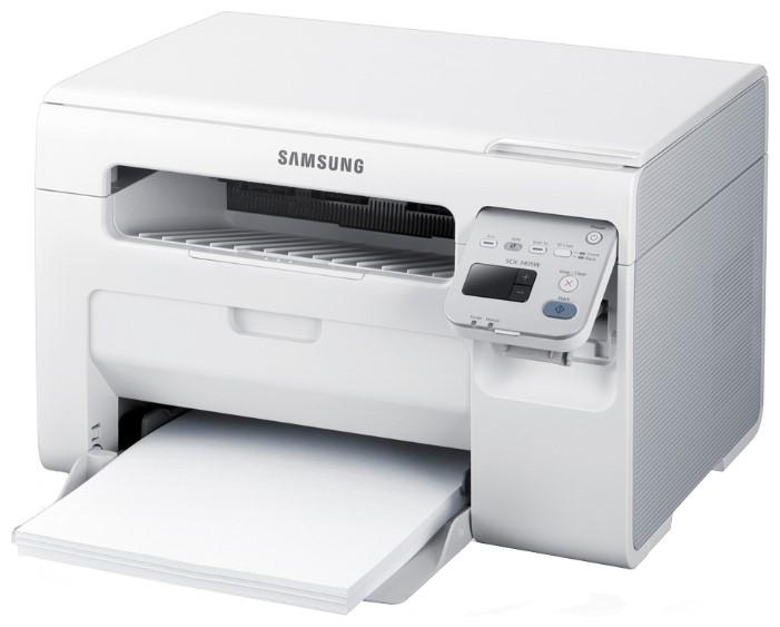 Внешний вид устройства Samsung SCX-3405