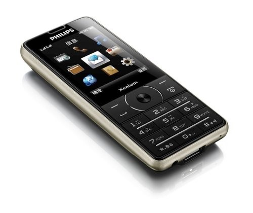Внешний вид мобильного телефона