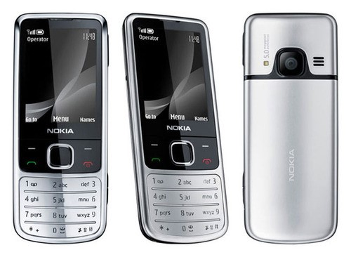 Внешний вид устройства NOKIA 6700 CLASSIC