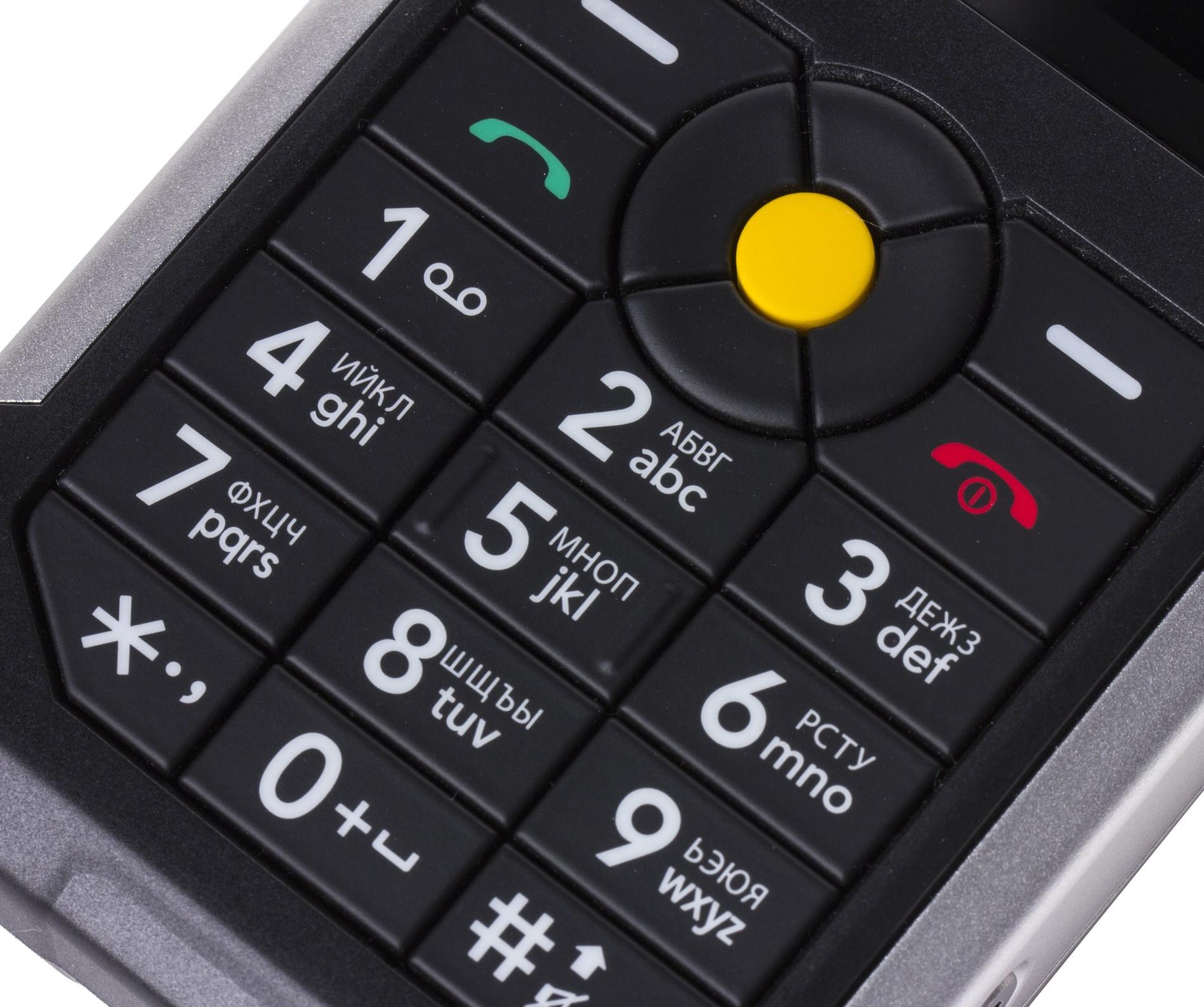 Лучшие кнопочные телефоны