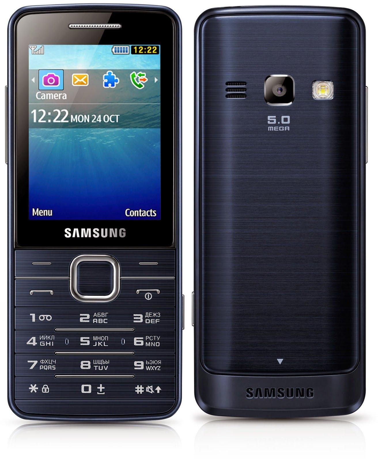 Внешний вид телефона GT-S5611