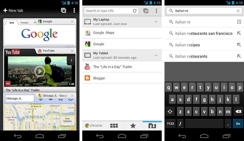 Передовой и привлекательный браузер Google Chrome