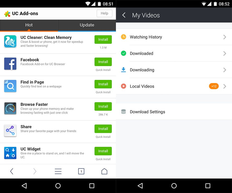 Download Uc Browser For Android Free - revizionga