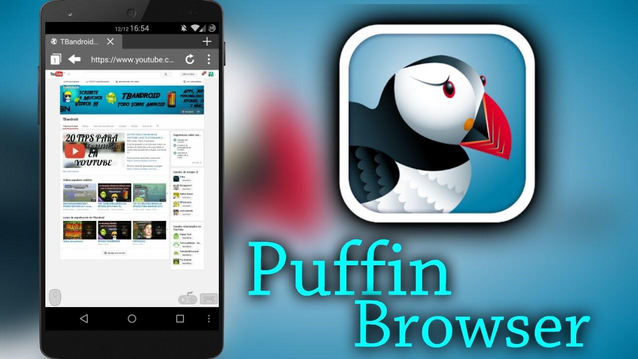 Puffin – неплохой выбор для слабых смартфонов и планшетов