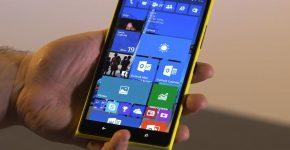 Обновление Windows phone 10