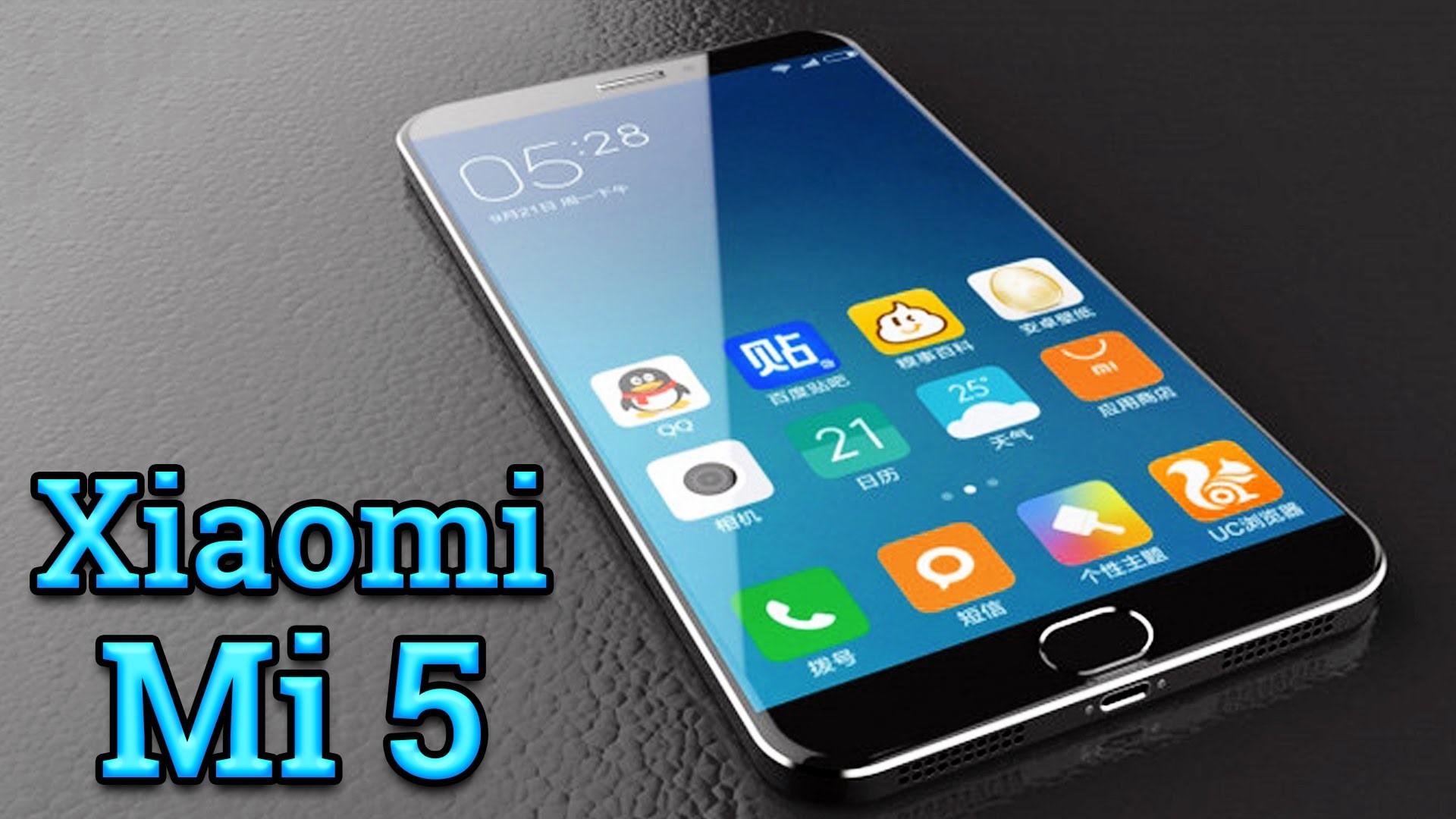 Внешний вид Xiaomi Mi5 Plus