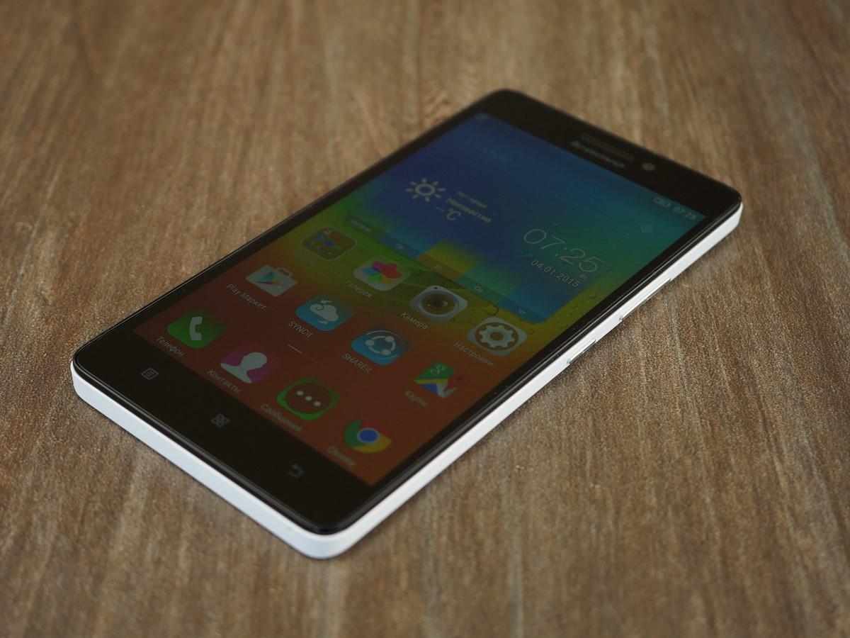 Углы обзора Xiaomi Mi5 Plus