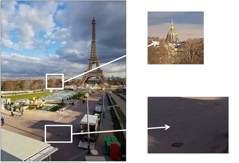 Детализация на снимке от Samsung Galaxy S7 Edge