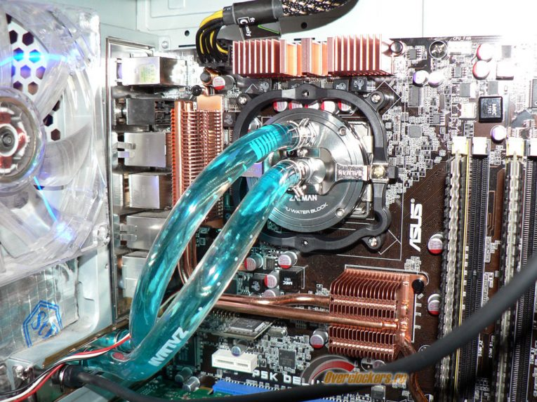 Процессор охлаждение своими руками
