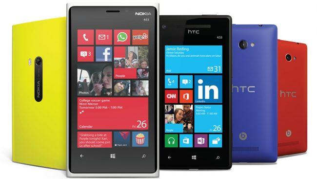Телефоны на Windows Phone