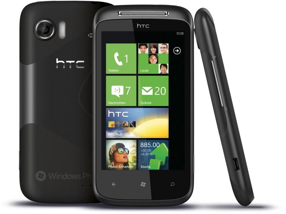 Малыш HTC 7 Mozart