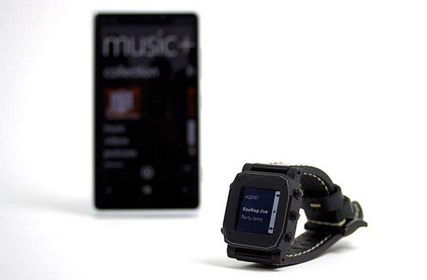 Внешний вид смарт часов Agent Smart Watch