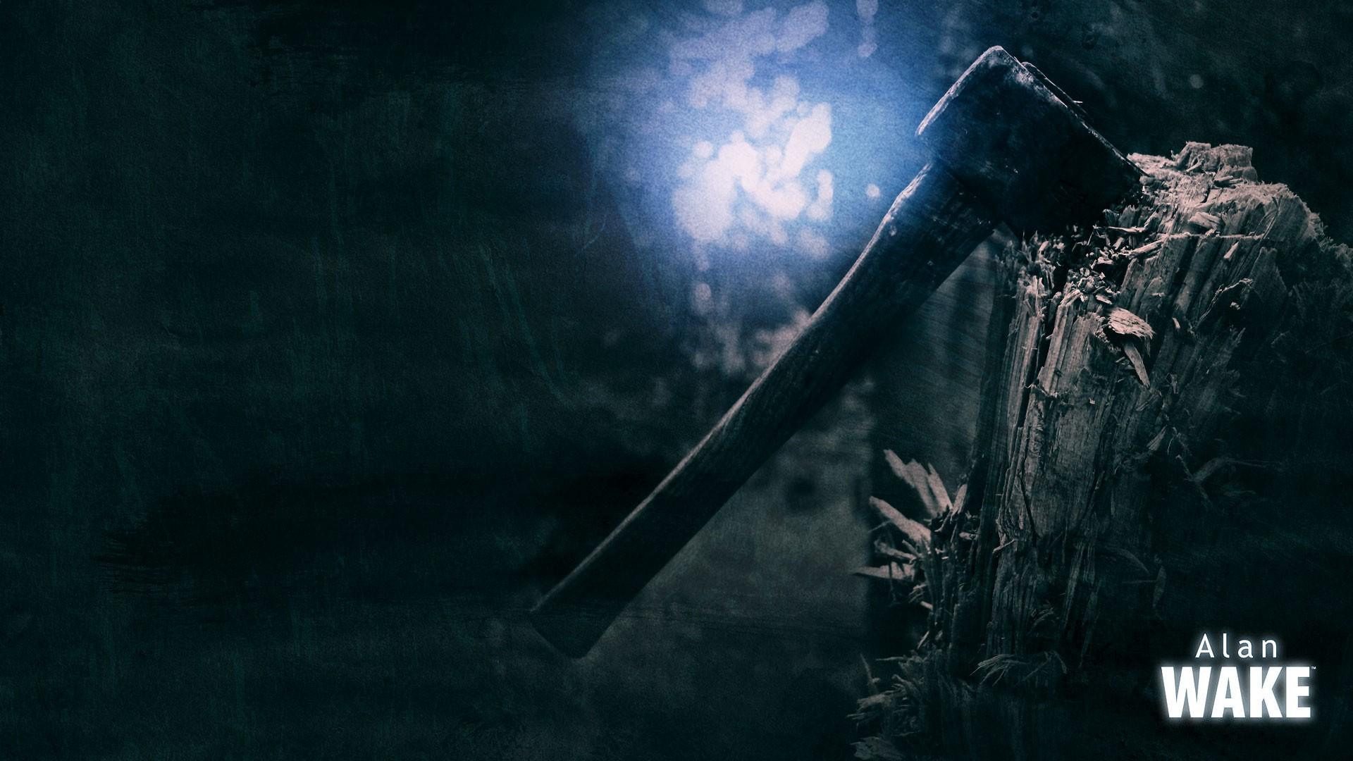 Хоррор с неплохим сюжетом Alan Wake