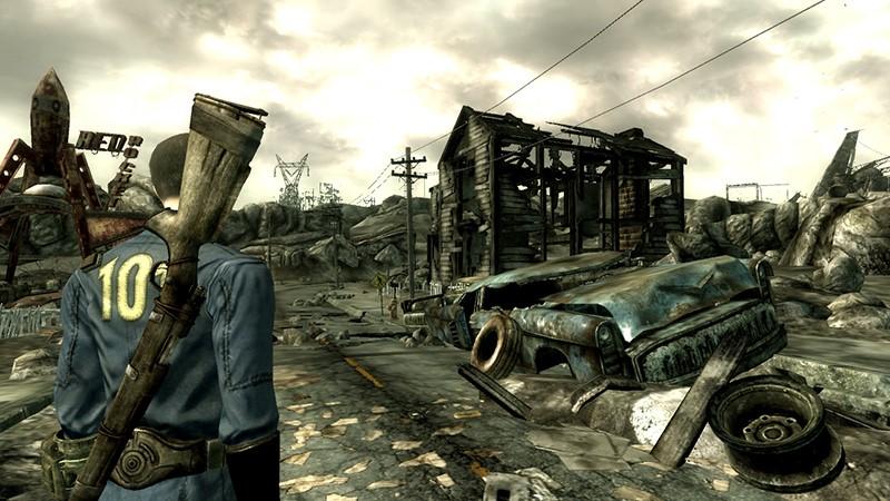 Мир после Апокалипсиса: Fallout